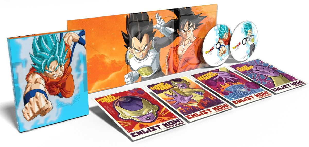 Dragon Ball Z: Resurrection F Collectors Edition