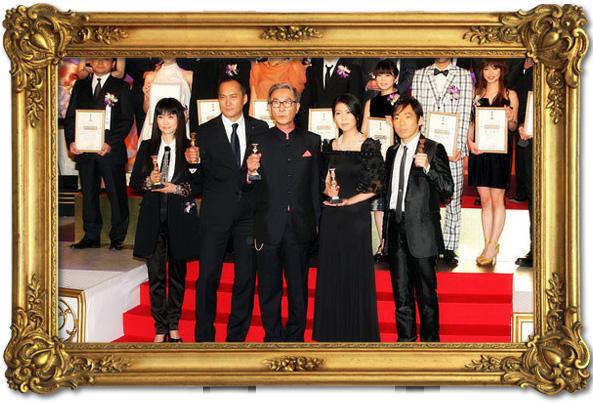 36. Japan Academy Prize: Nominierung für den besten Animationsfilm de