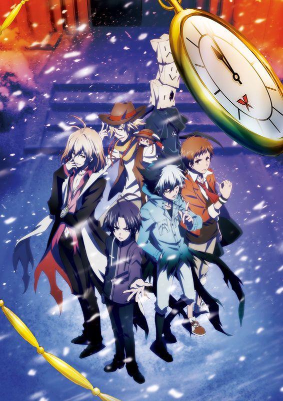 Zur Anime und Manga Serie Servamp startet im Frühjahr 2018 der erste