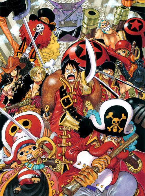 Am 15. Dezember 2012 erscheint der neue One Piece Film Z