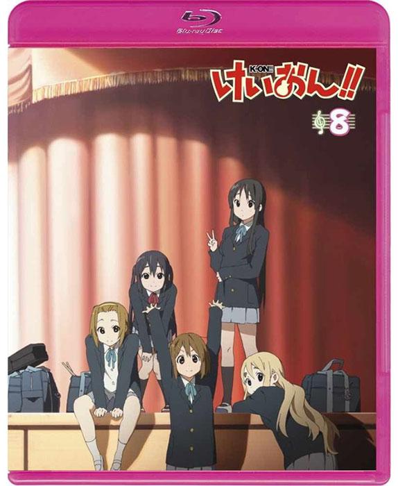 Blu-ray Fassung von K-ON! ist die Nummer 1 in Japan