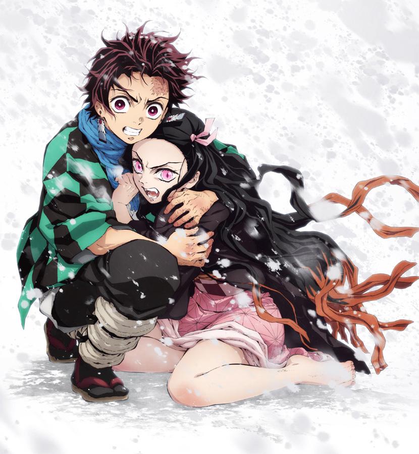 Anime zur Shonen Jump-Serie Kimetsu no Yaiba bestätigt *UPDATE*