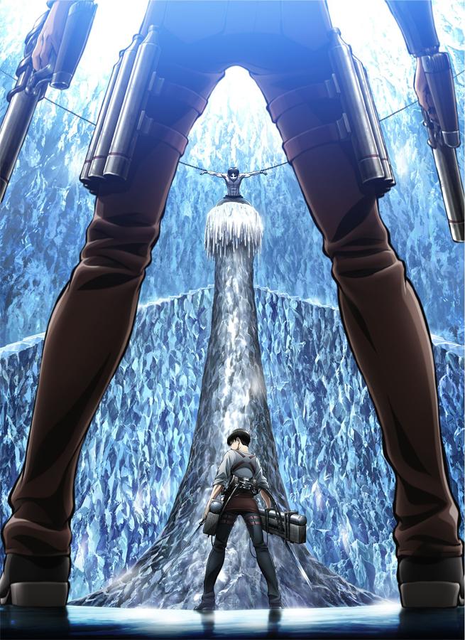 Die Titanen stürmen den Anime Markt erneut: 3. Staffel zu Attack on T