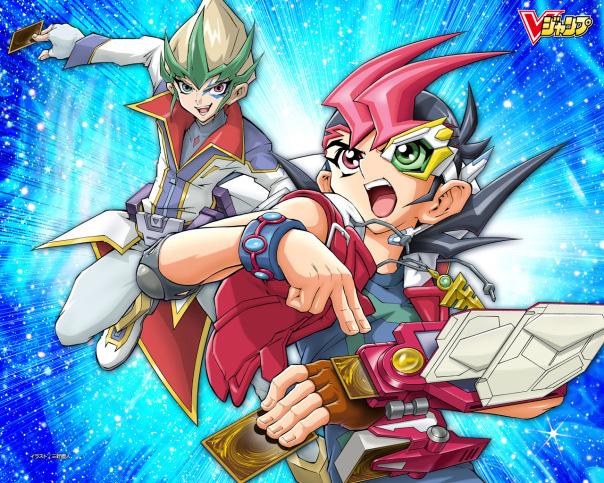 Neues Yu-Gi-Oh! Spiel für den Nintendo 3DS: Yu-Gi-Oh! Zexal: Clash Du