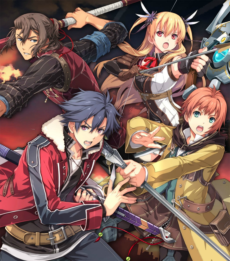The Legend of Heroes: Trails of Cold Steel II erscheint am 11. Novembe