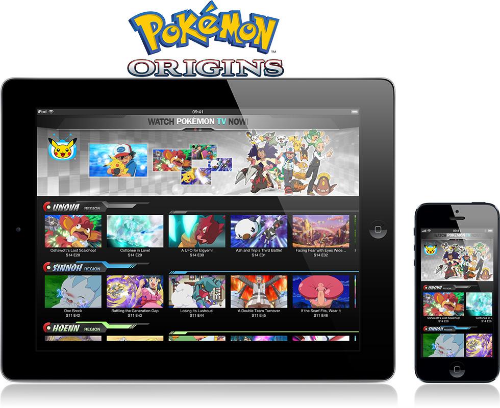 Bald auf Pokémon TV: Pokémon Origins! Im November startet ein neues