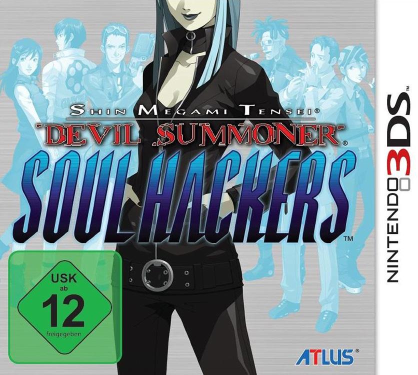 Shin Megami Tensei: Devil Summoner: Soul Hackers ab sofort für Ninten