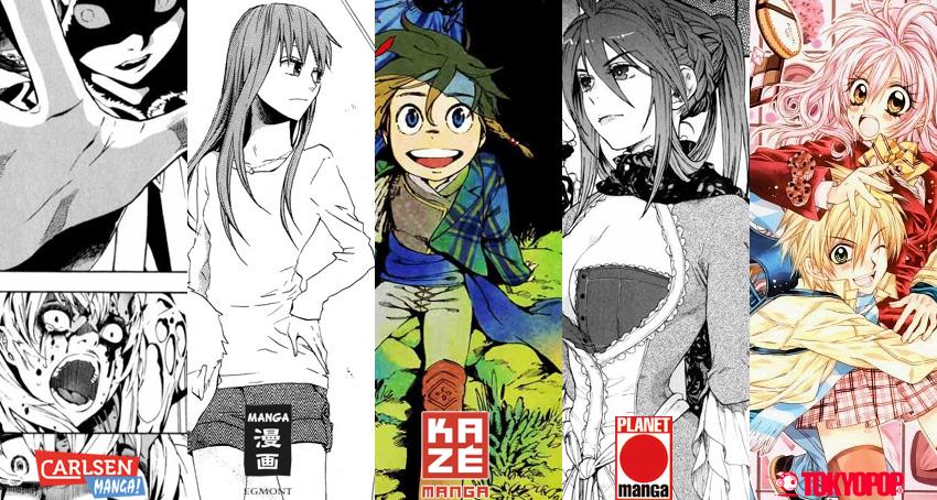 Mai 2014: Manga Monatsübersicht