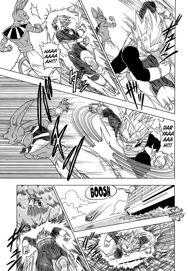 Dragon Ball Super Kapitel 3
