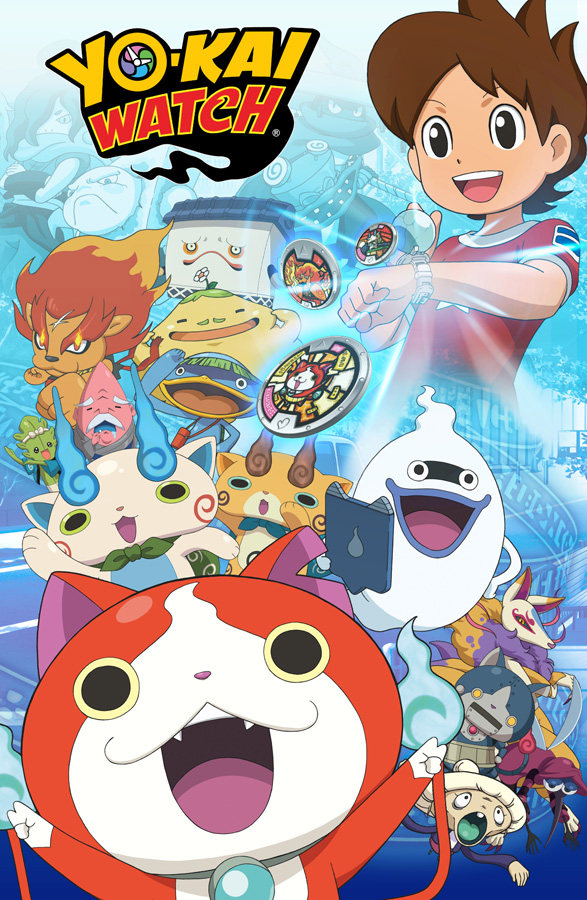 Yo-Kai Watch - Kostenlose Demo-Version ab sofort im Nintendo eShop erh