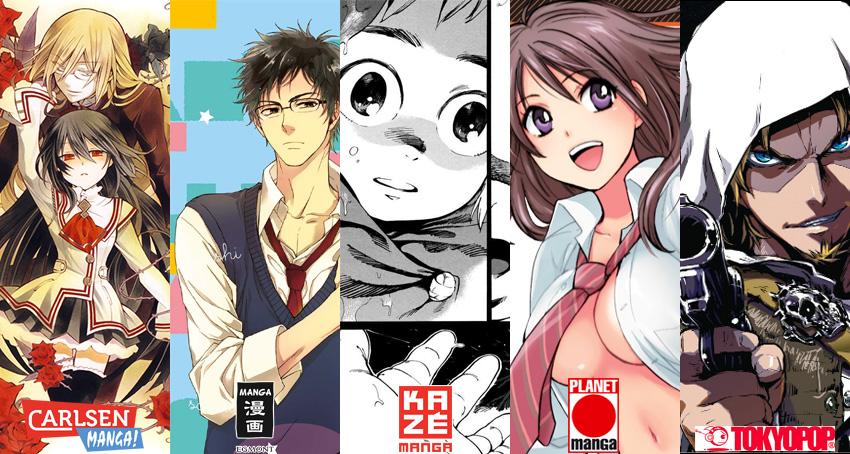 September 2014: Manga Monatsübersicht