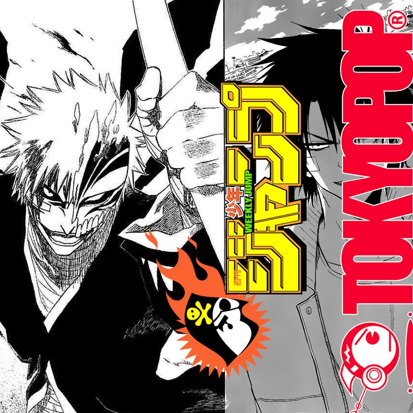 Shonen Jump meets Tokyopop!