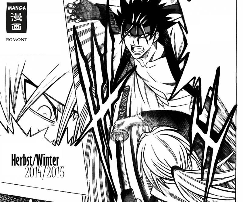 Egmont Manga - Das Manga Programm für Herbst/Winter 2014/2015 *Update