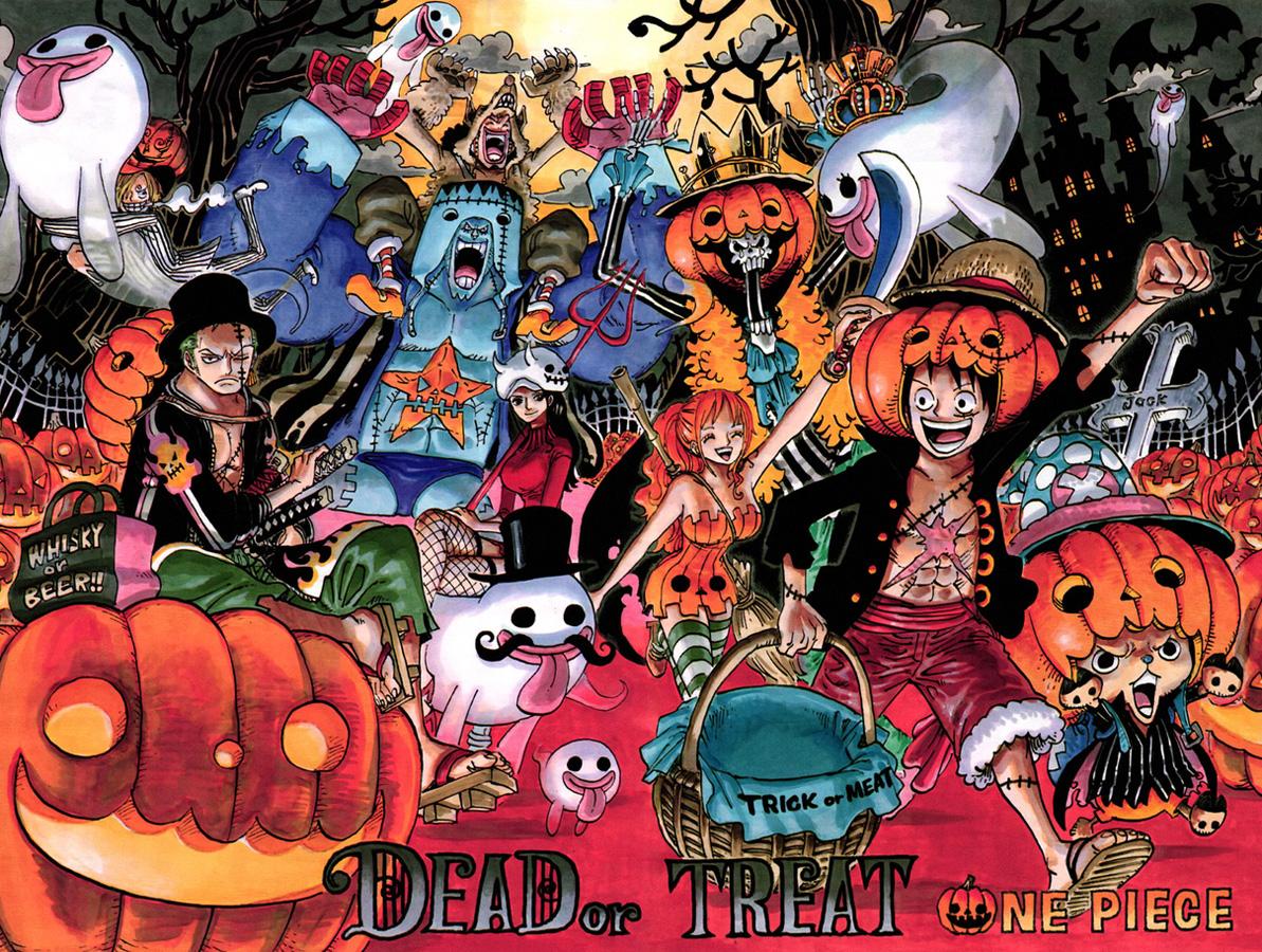Happy Halloween - Zeit zum Fürchten im Bereich Anime, Manga, Realfilm
