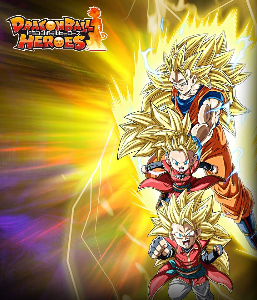 4 Jahre Dragon Ball Heroes - Neue Updates und Videos vorgestellt