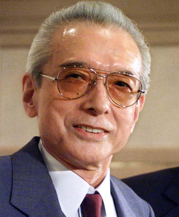 Hiroshi Yamauchi, der damalige Präsident von Nintendo, ist verstorben
