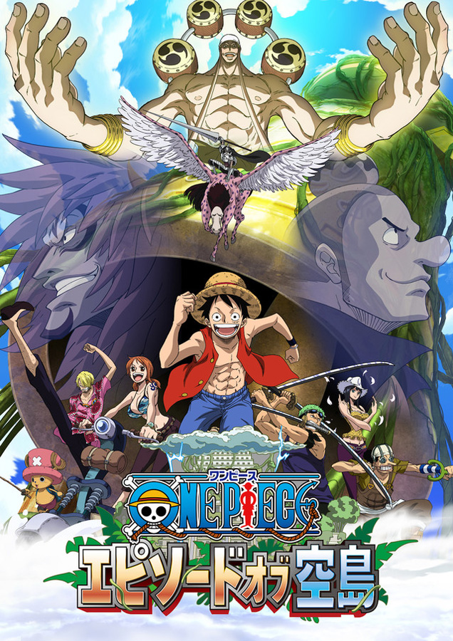 Neues TV-Special zu One Piece - Episode of Skypia
