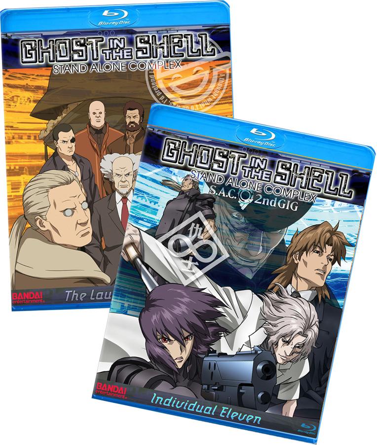 KSM Anime schnappt sich die Rechte an der Ghost In The Shell OVA zu St