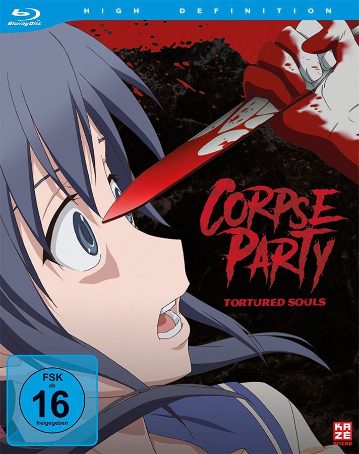 Erste Episode zu Corpse Party: Tortured Souls kostenlos auf Anime on D