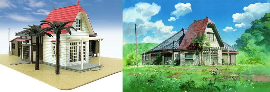 Satsuki und Meis Haus von Mein Nachbar Totoro bald als Spielzeug für