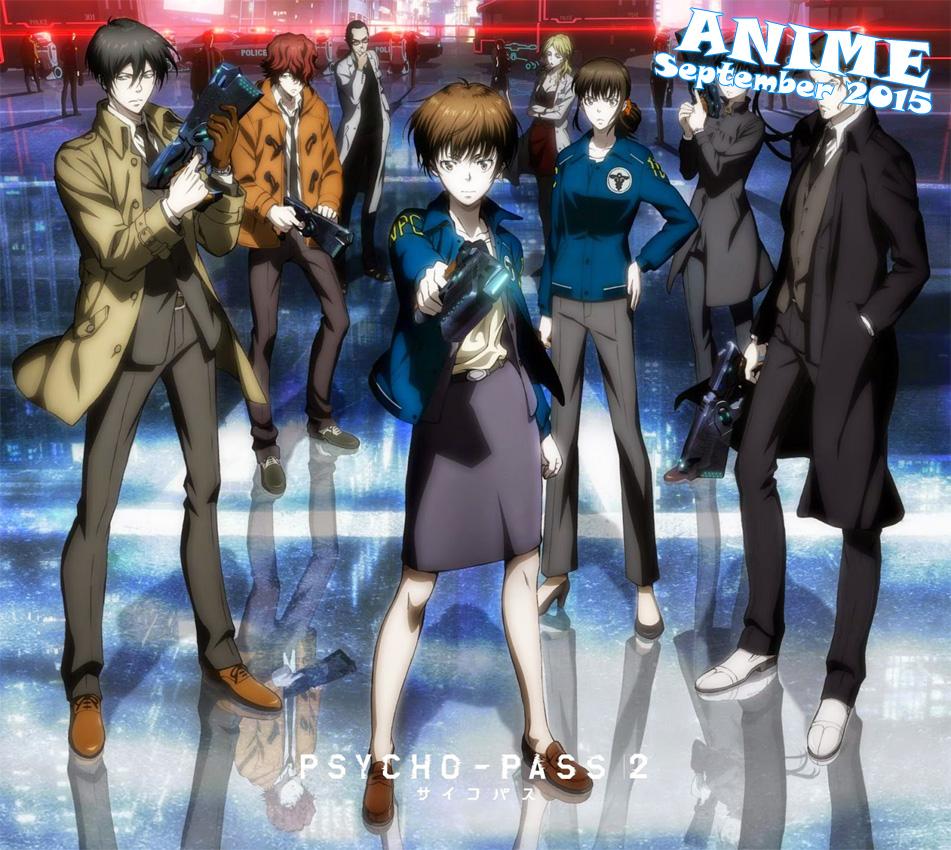 September 2015: Anime Monatsübersicht