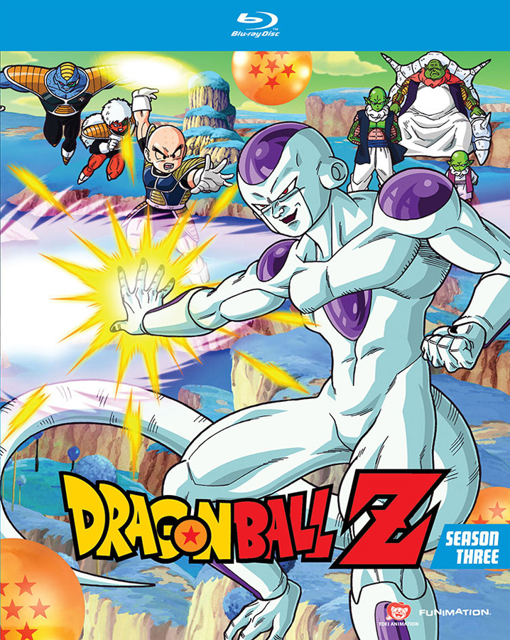 Dragonball Z (Dragon Ball Z) auf Blu-ray