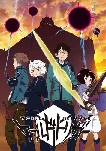 World Trigger (Warudo Toriga)