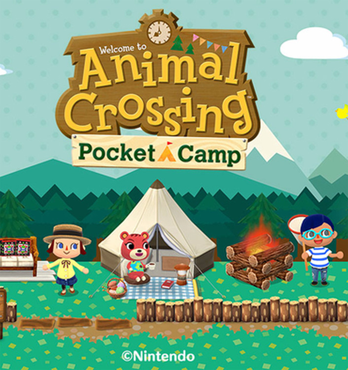 Animal Crossing: Pocket Camp startet im November auf Smart-Geräten