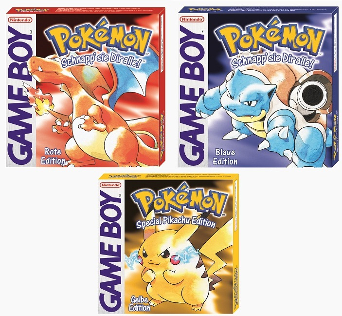 Die Anfänge des Phänomens Pokémon neu entdecken