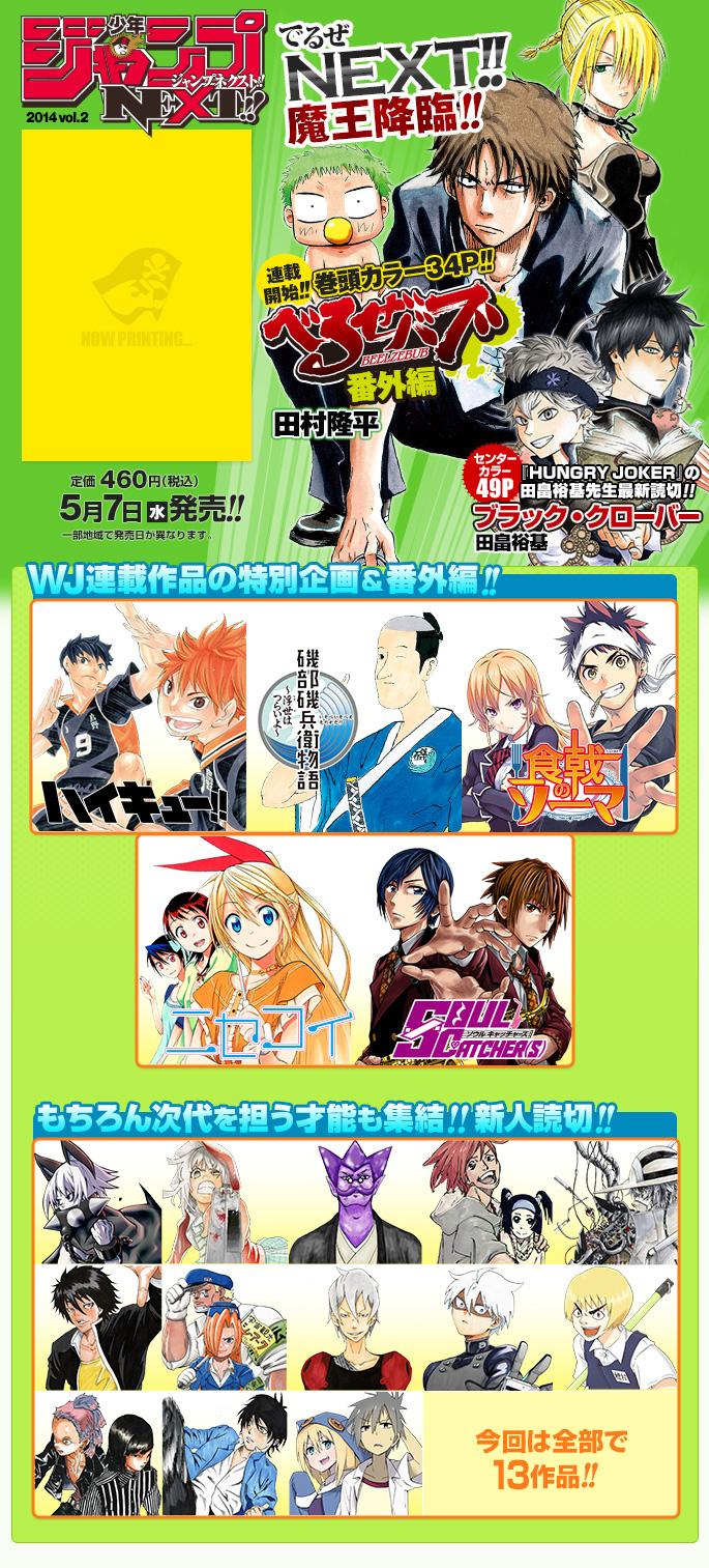 Jump NEXT! 02/2014