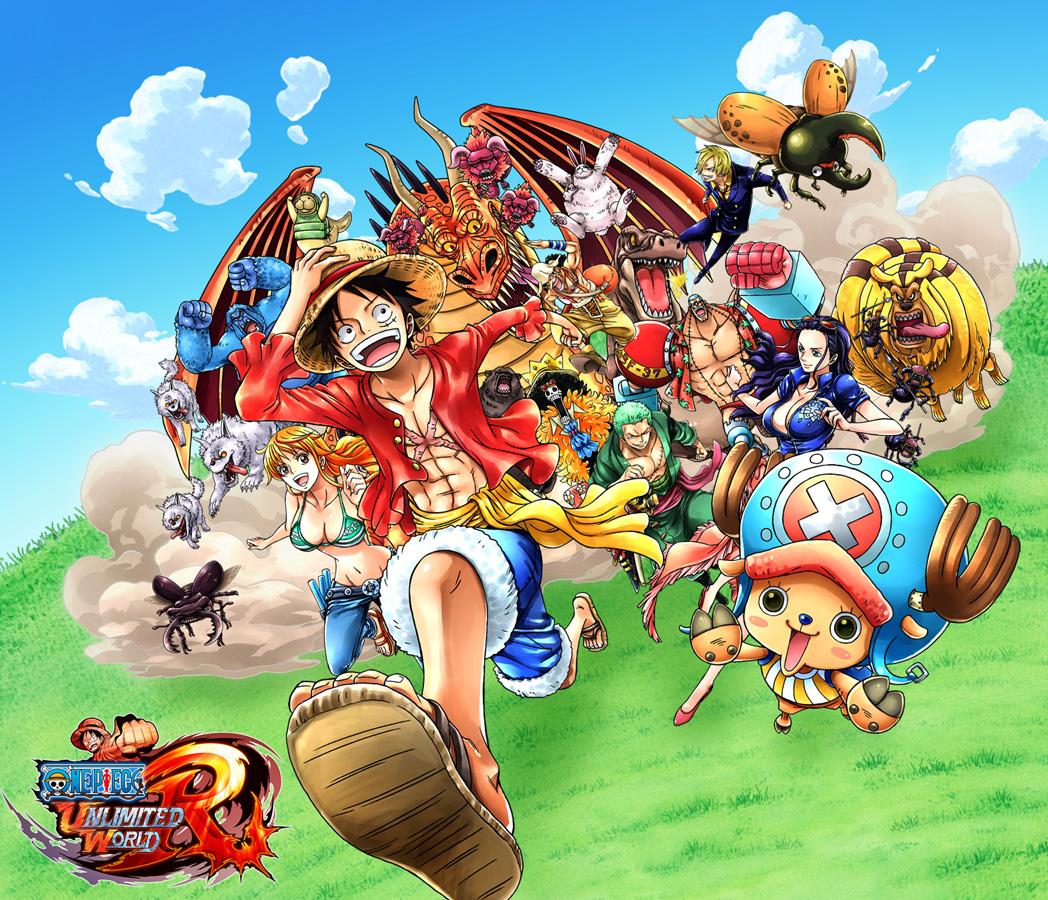 One Piece Unlimited World Red für Europa bestätigt! *Update*