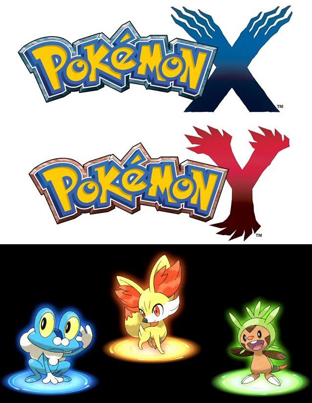 Noch dieses Jahr: Die nächste Generation Pokémon X und Y für den Ni