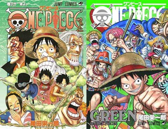 One Piece Manga erreicht den Status