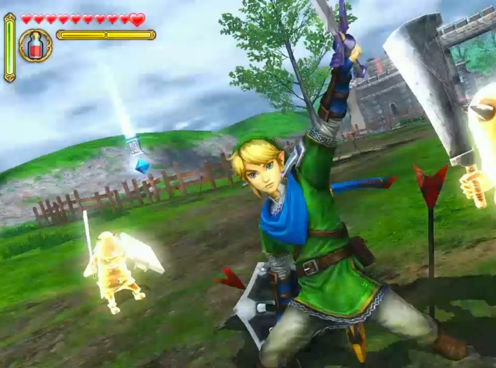 Spin-Off Zelda für die Nintendo Wii U: Hyrule Warriors