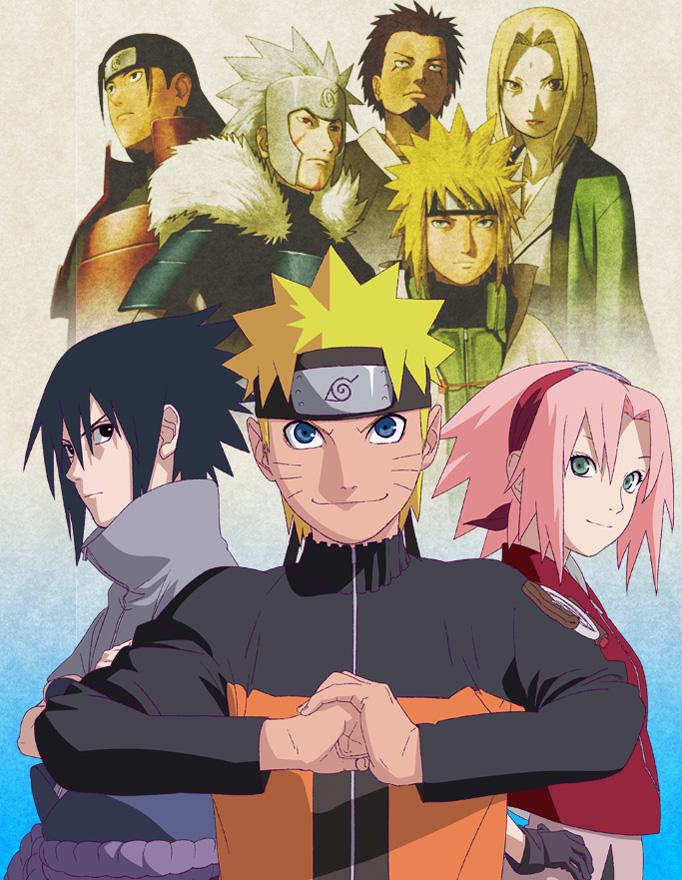 Naruto Anime 2015 - Neuer Abschnitt der TV-Serie und neuer Film mit Bo