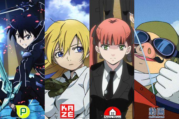 Januar 2014: Anime Monatsübersicht *Update*