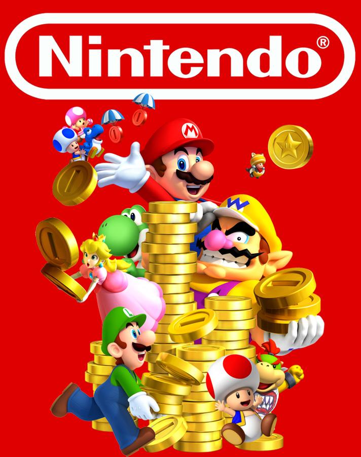 Nintendo erzielt großen Gewinn für das 2. Geschäftsquartal 2017
