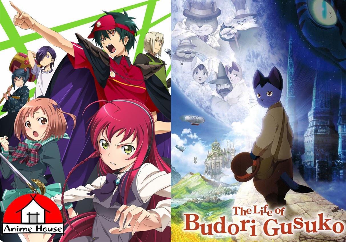 Anime House sichert sich The Devil Is A Part-Timer! (Hataraku Maou-sam