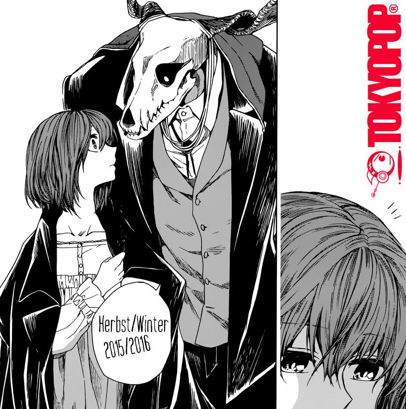 Tokyopop - Das Manga Programm für Herbst/Winter 2015/2016