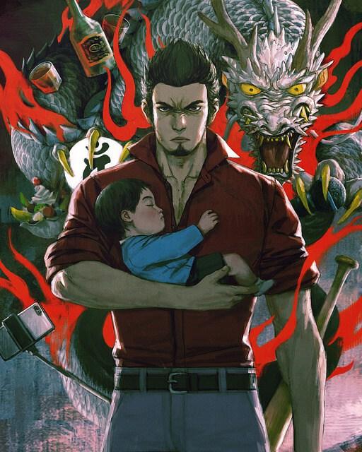 Yakuza 6: The Song of Life: Live-Action-Projekt zur Yakuza-Serie ersch