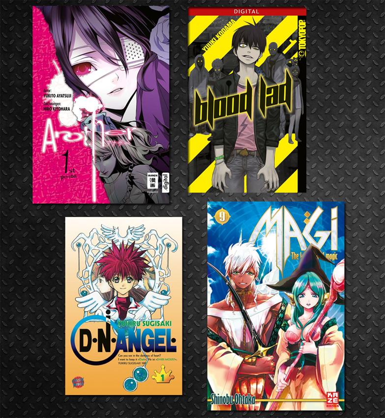 Der Trend liegt im digitalen Bereich - E-Mangas bei Carlsen Manga!, Eg