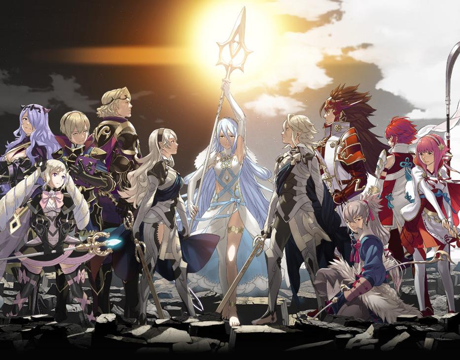 Das Strategie-Rollenspiel Fire Emblem if erscheint im Juni 2015 in Jap