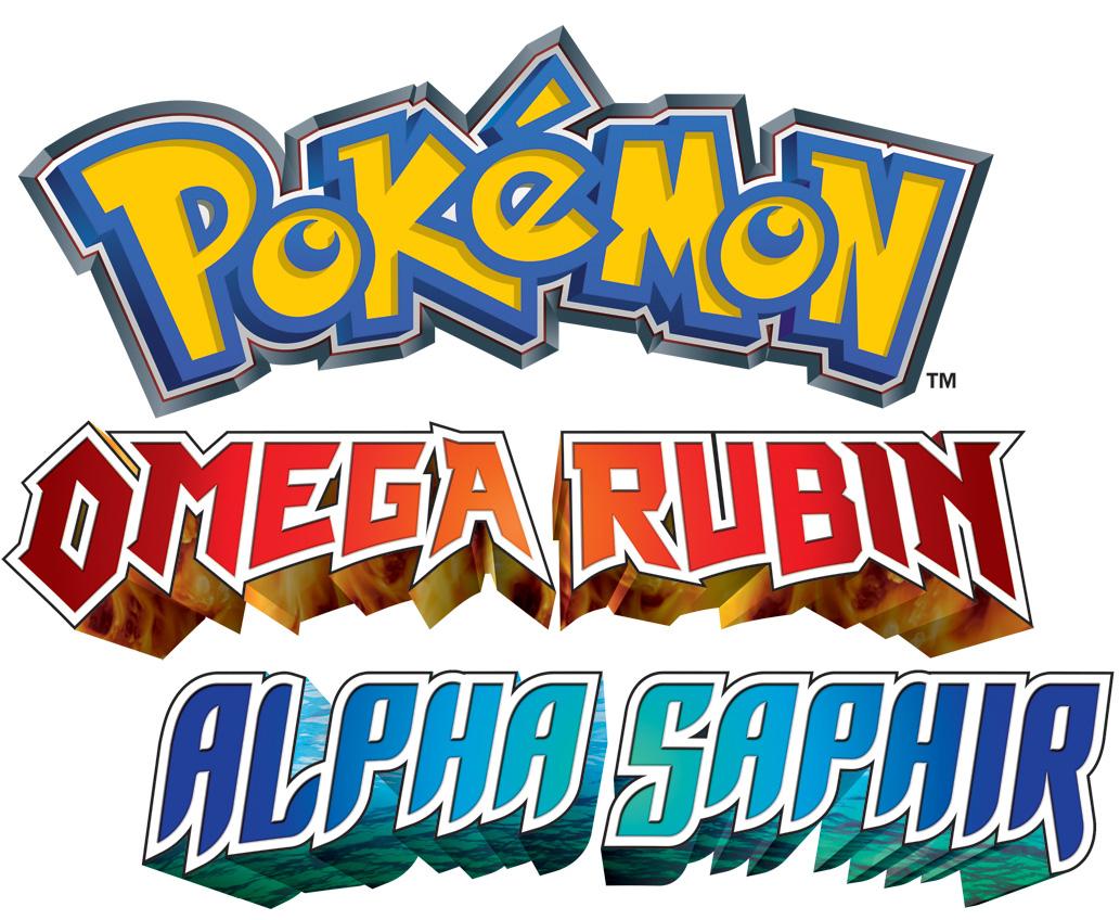 Pokémon Omega Rubin und Pokémon Alpha Saphir erscheinen im November