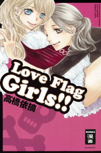 Love Flag Girls