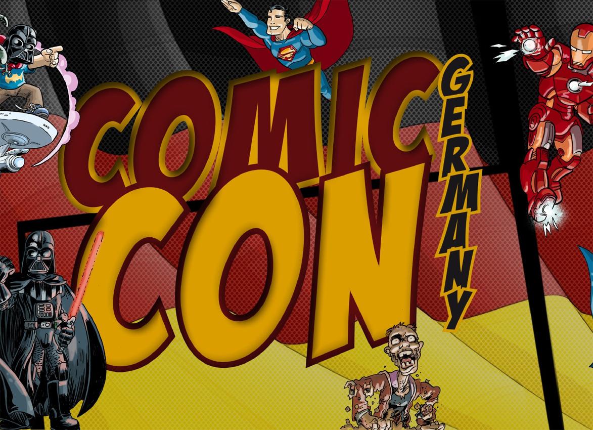 50.000 Besucher auf der Comic Con Germany