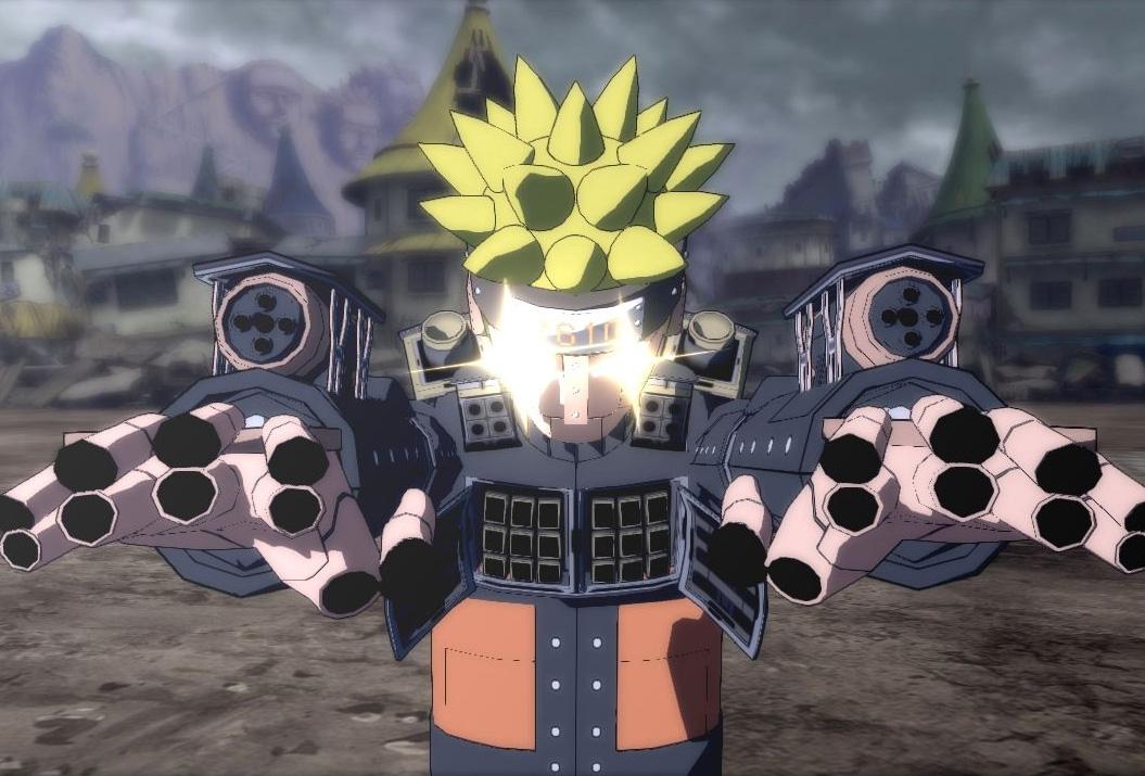 Neues Naruto TV-Special mit Mecha Naruto aus Naruto Shippuden Ultimate