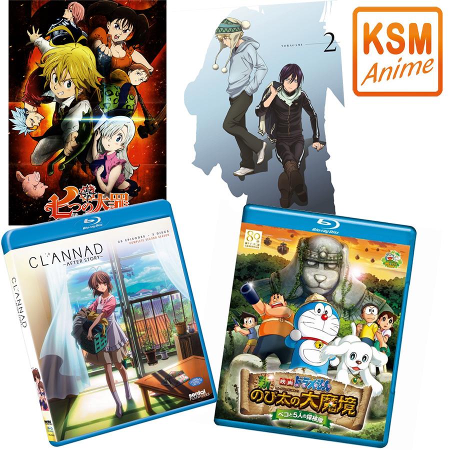 KSM Anime Umfragen auf Facebook - Welche Titel könnten im deutschspra