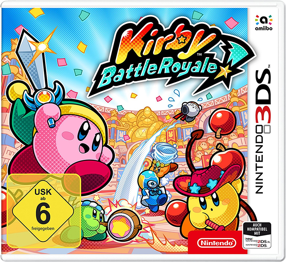 Royales Gerangel: Im November kämpft Kirby gegen Kirby