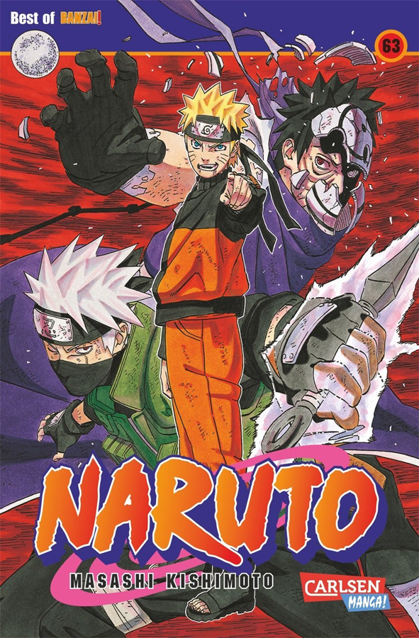 Naruto - Band 63