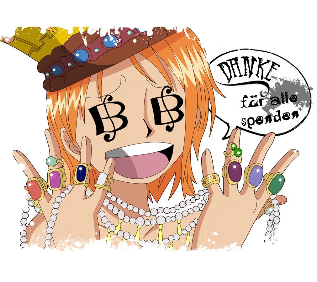 Eine kleine Spende für Animehunter
